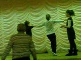 Тамерлан Калмыков.....репетиция в школе